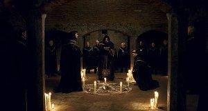 satanic ritual in sherlock holmes