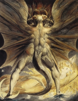 02-William-Blake-The-Great-Red-Dragon-and-the-Woman-Clothed-in-Sun